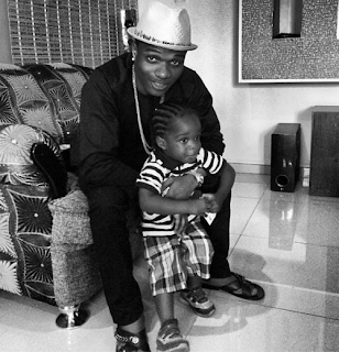 See Wizkid's  Bad Boy Son .