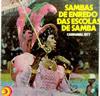 foto da capa do cd sambas de enredo 1977 grupo de acesso