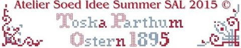 Soed idee summer sal 2015