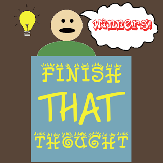 Finish That Thought