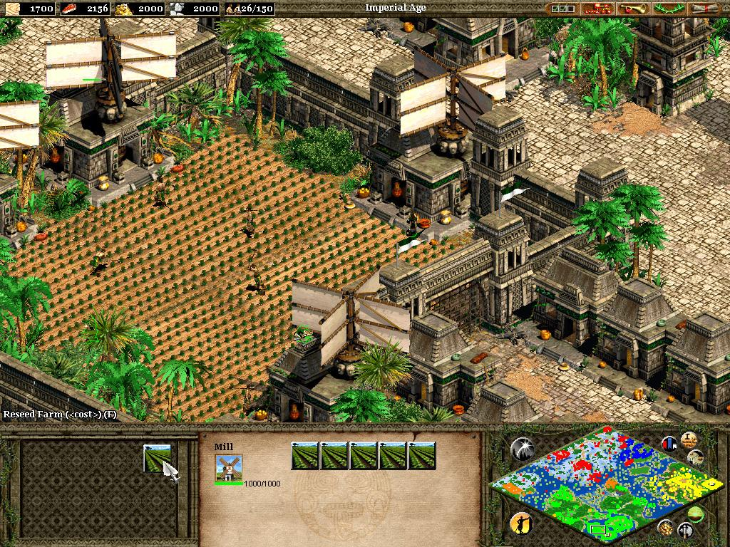 Age Of Empires 1,2 + Expancion Conquerors [PC][1link]