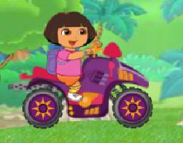 Dora Atv Oyunu