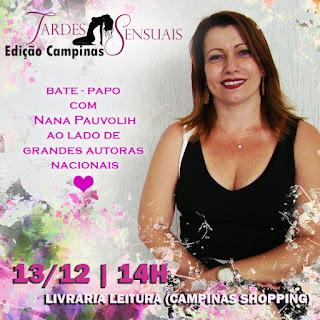 Nana Pauvolih em Campinas
