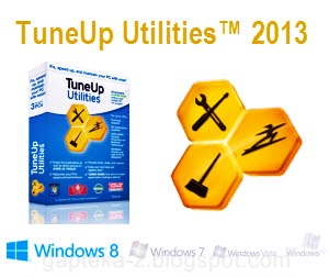 Download TuneUp Utilities Terbaru 2013 - Free Product with Key