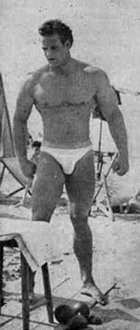 steve reeves wallpapers