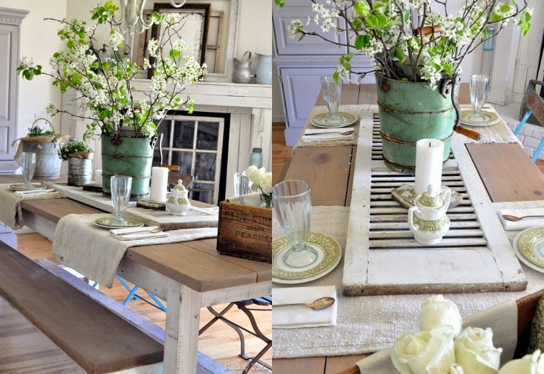 8 chic farmhouse dcor ideas to copy porch advice - Shutter Designs Ideas