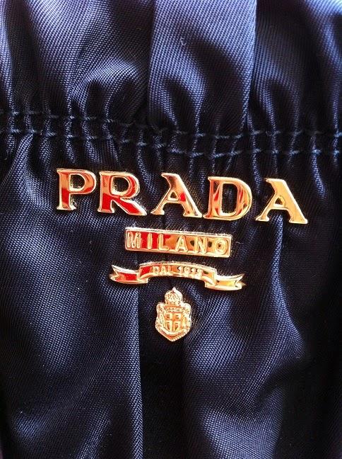 prada black shoulder bag - Are Your Designer Handbags Authentic?: Prada Guide Part 1