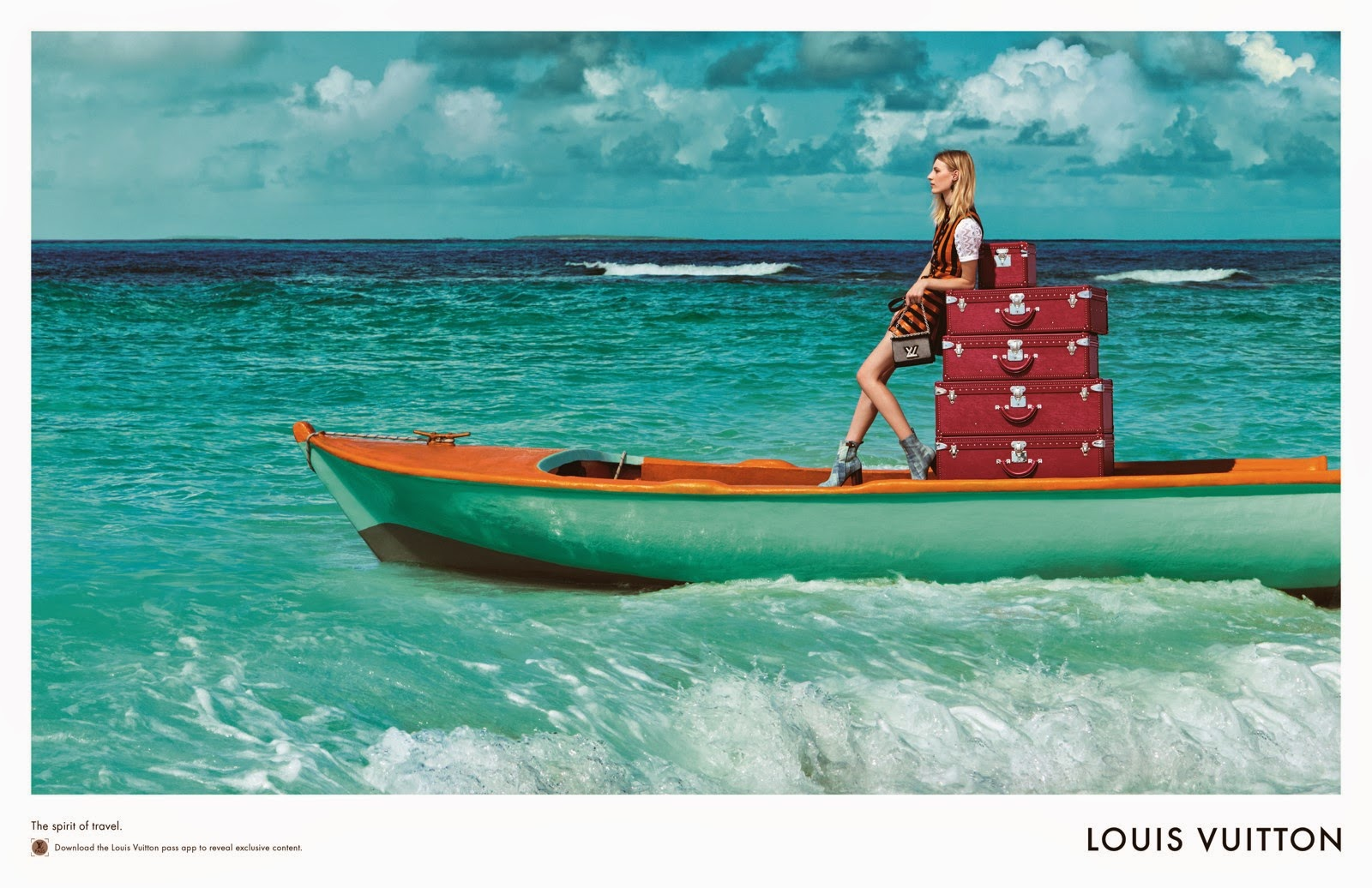 Louis Vuitton, Patrick Demarchelier, Liya Kebede, Maartje Verhoef, Julia Nobis, Louis Vuitton campagne, Louis Vuitton Spirit of Travel, LV Spirit of travel, du dessin aux podiums, dudessinauxpodiums, Epi, sac LV Epi, louis vuitton epi, sac epi LV, sac epi louis vuitton, malle LV, malle Louis Vuitton, Epi landscape