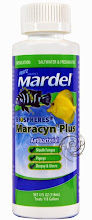 Fritz Mardel Maracyn Plus, contains Sulfamethazine and Trimethoprim