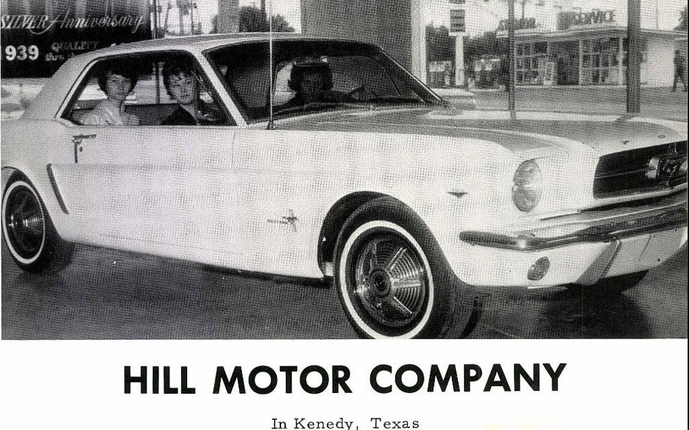 Annualmobiles Hill Motor Company
