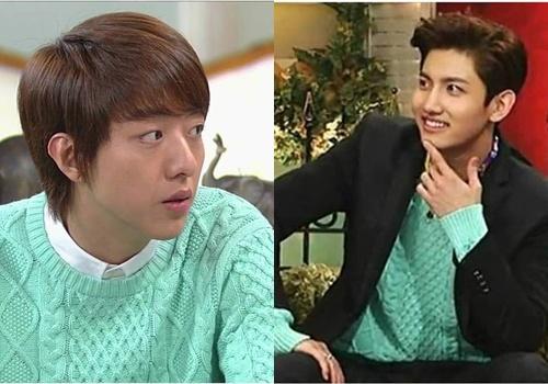 Jungshin CN Blue vs Changmin TVXQ