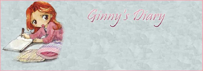 Ginny's Diary