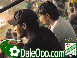Oriente Petrolero - Alcides Peña - DaleOoo.com sitio del Club Oriente Petrolero