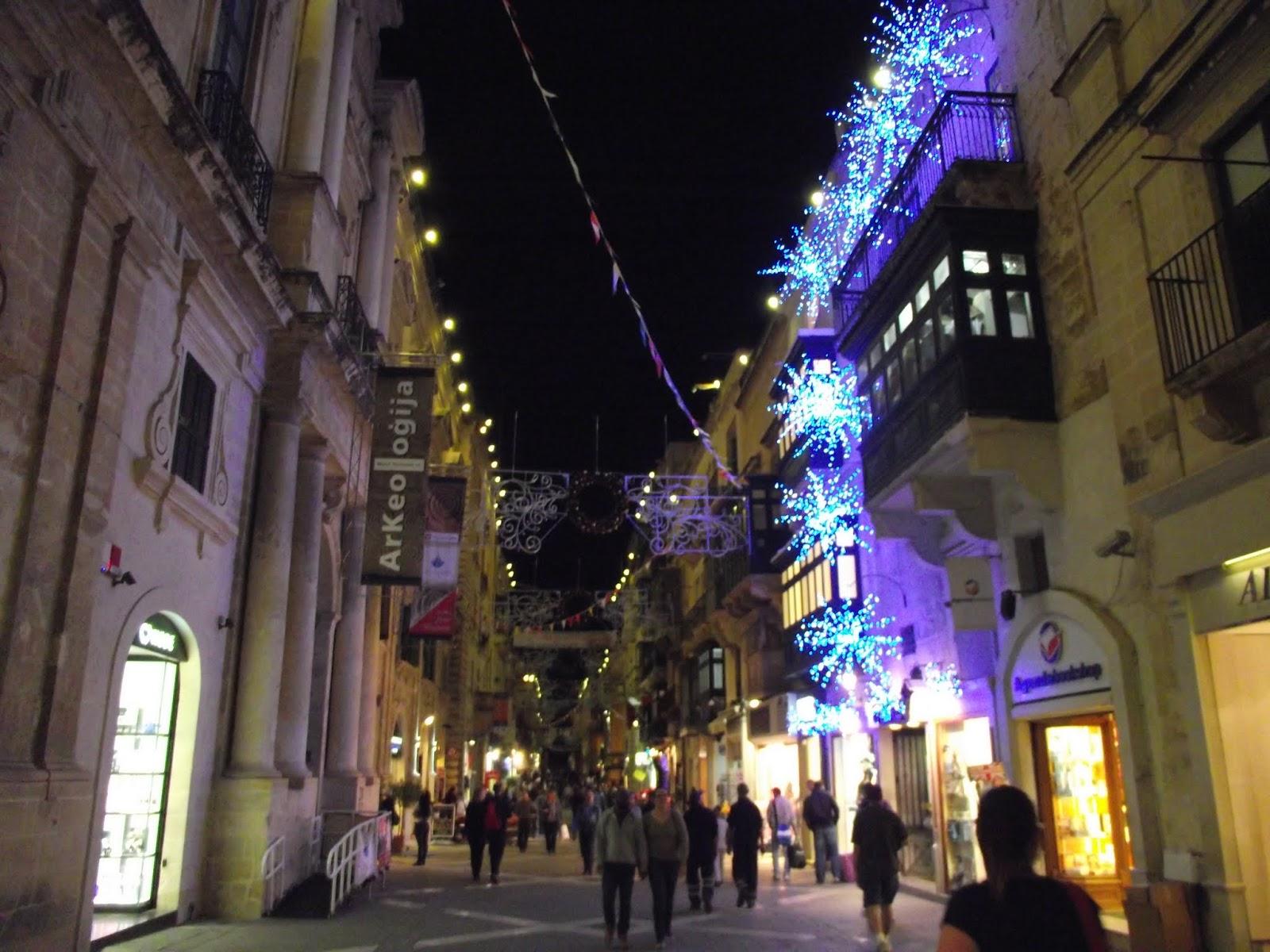 Navidad en Malta