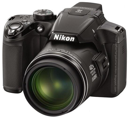 Harga dan Spesifikasi Kamera Nikon Coolpix L310