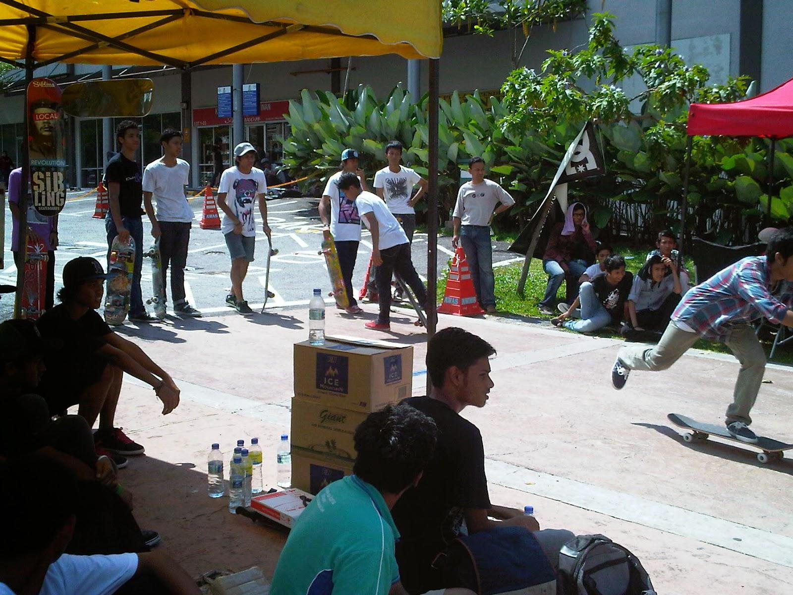 Sukan Skateboard
