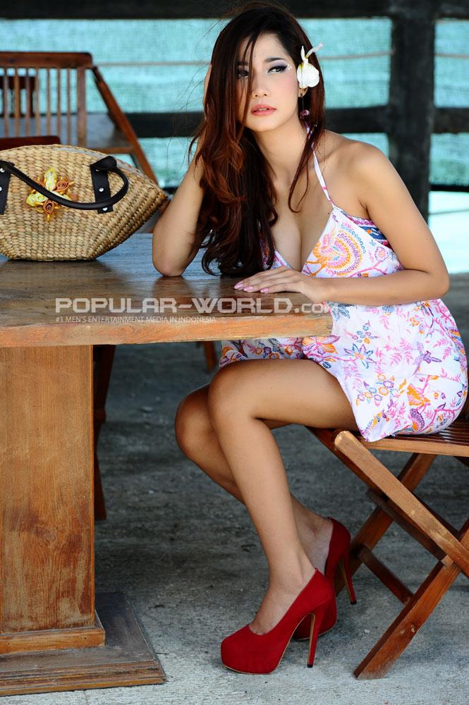 gallery foto gadis cantik adelia rasya for popular world