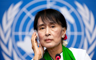 """""""ဘားမား"""" """" ၂၀၀၈ အေျခခံဥပေဒ"""" ႏွင့္ တစ္ခါက """"တာဝန္အရ ဖီဆန္ၾက"""" (Tu Maung Nyo)"""