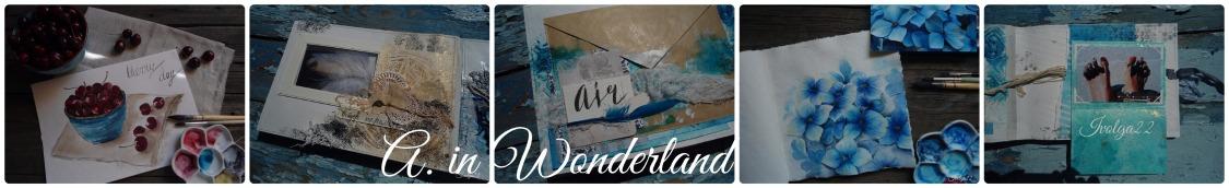 A. in Wonderland