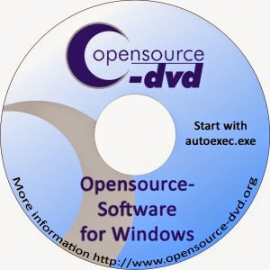 Download Kumpulan Software Open Source di Open Source-DVD.org