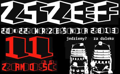 SZzeF 2013, news, Kelevandos