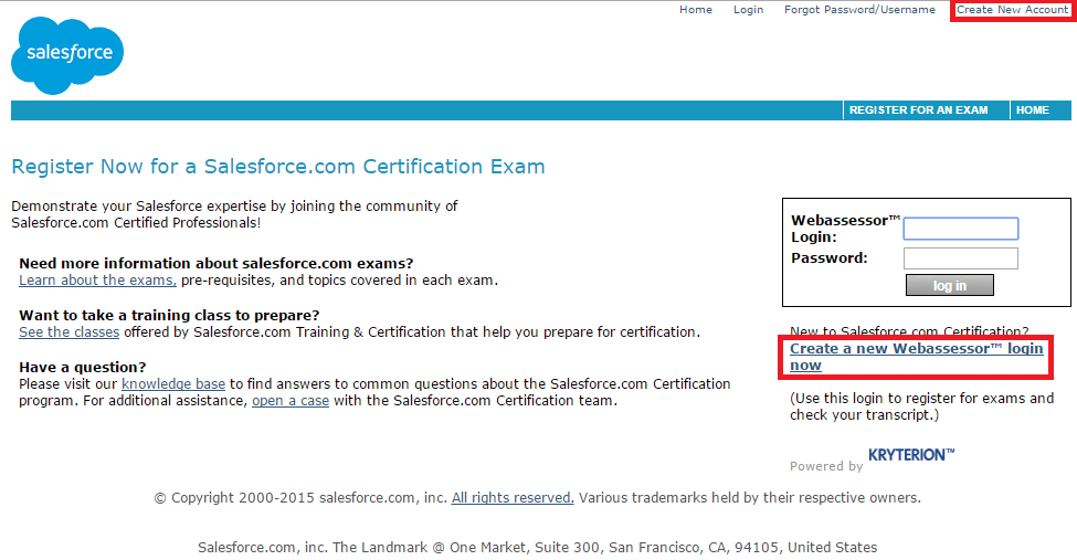 Infallible Techie How To Register Sfdc Dev 401 Certification