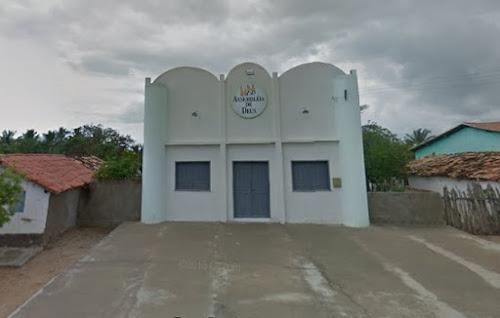 Assembleia de Deus em Cajueiro da Praia realiza confraternização de jovens