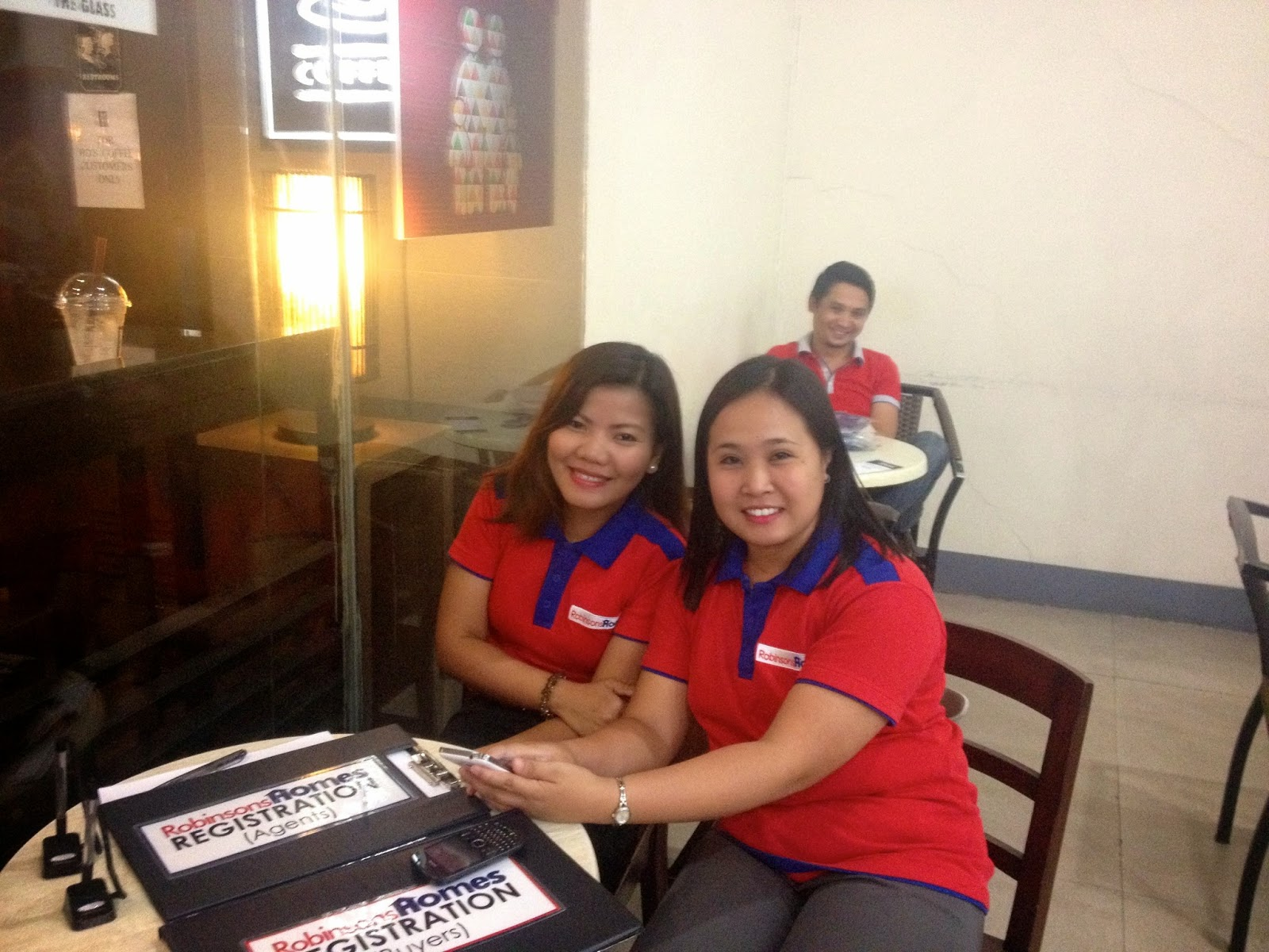 Robinsons Homes Cebu staff