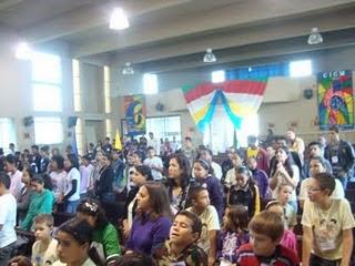 2º Encontrão Arquidiocesano da IAM e JM em Belo Horizonte/MG