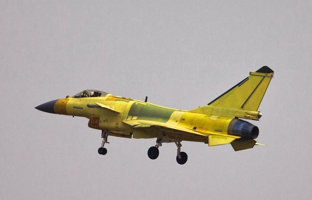J-10B MultiRole Fighter Jet