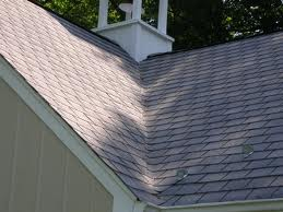 The Majority Of Home Owners Do Not Realise How Much Water Is Concentrated  In This Roof Valley By The End Of Its Run When It Gets To The Eavestrough!