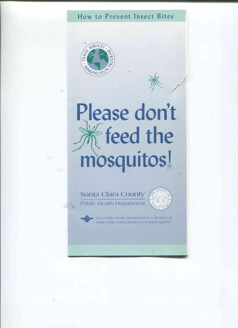 Malaria information