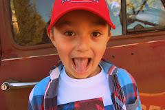 Jacob est un fier pompiste Medtronic Veo et CGM