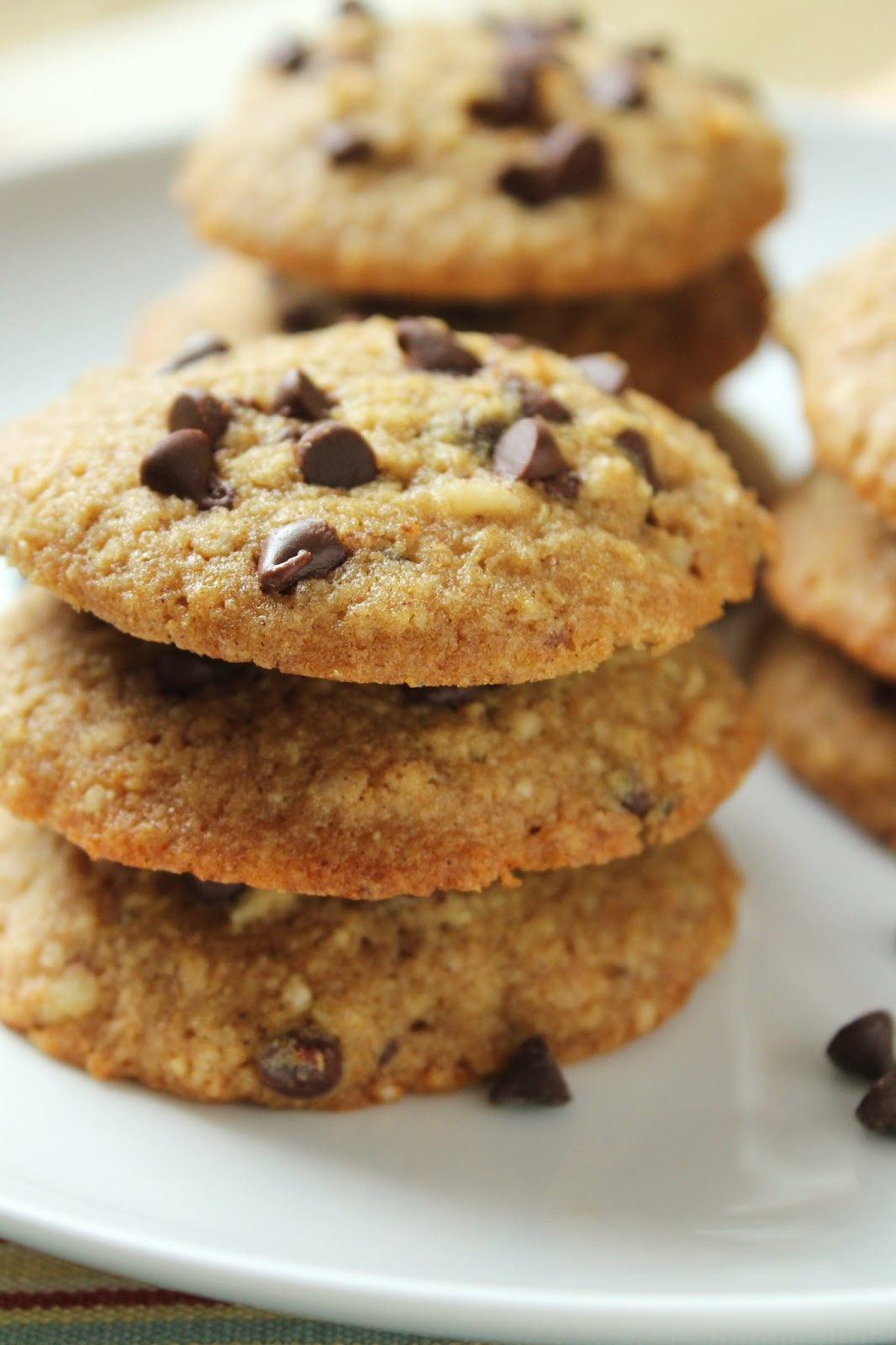Delicious as it Looks: Low-Fructose Chocolate Chip Quinoa Cookies