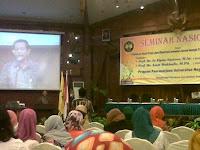 Program Pascasarjana Unnes Gelar Seminar Nasional Publikasi Hasil Penelitian Tesis dan Disertasi