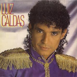Luiz Caldas - Lá Vem o Guarda - capa do disco
