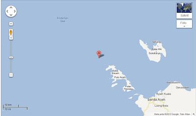 Pulau Ini Seharusnya Diakui Paling Barat di Indonesia