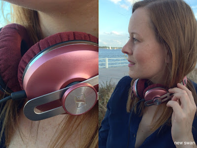 Sennheiser Momentum On-Ears in pink