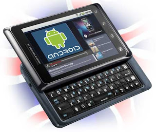 Smartphone Motorola Android 2.2 Froyo