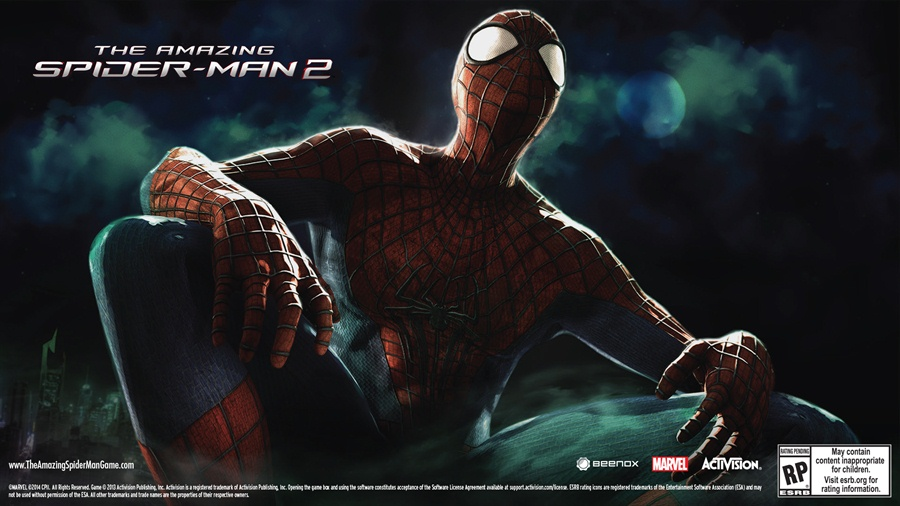 The Amazing Spider Man 2 Game Free Download Poster