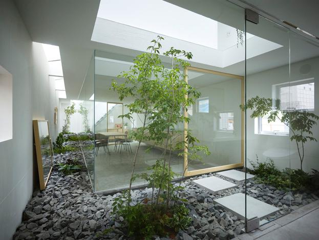 suppose design - casa giardino in moriyama | arc art blog by ... - Piccolo Giardino In Casa