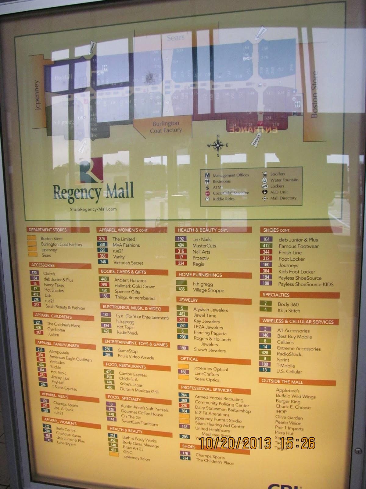 Trip To The Mall Regency Mall Racine WI