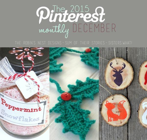December pinterest challenge