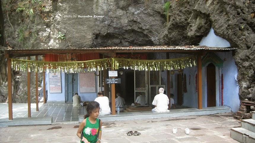 пещера Васиштхи