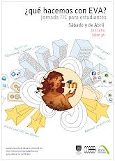 Afiche Jornada 2011 de TIC para estudiantes de la FCEA