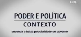 Vídeo: Entenda a baixa aprovação do governo Dilma e o fantasma de setembro. Por Fernando Rodrigues