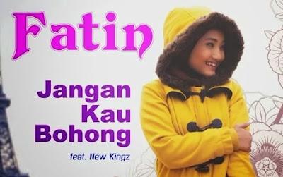 Download Mp3 Fatin Shidqia Lubis – Jangan Kau Bohong