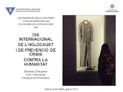 DIA DE L'HOLOCAUST 2017