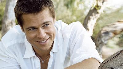 Brad Pitt - Clean Shave