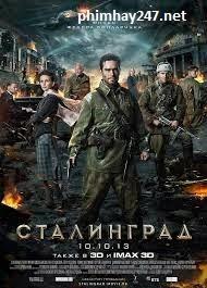 Trận Chiến Stalingrad - Phim Hành Động